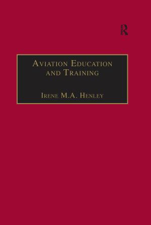 Aviation Education and Training