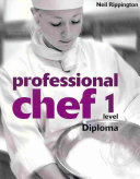 Professional Chef Book
