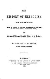 The History of Methodism in Canada PDF