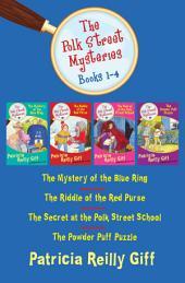The Polk Street Mysteries: Books 1-4