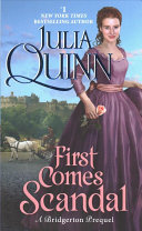 First Comes Scandal Book PDF