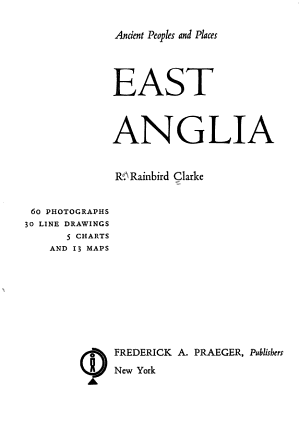EAST ANGLIA PDF