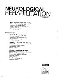 Neurological Rehabilitation PDF