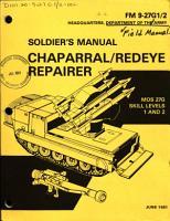 Chaparral Redeye repairer PDF