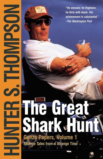 The Great Shark Hunt PDF