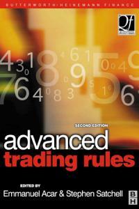 Advanced Trading Rules PDF