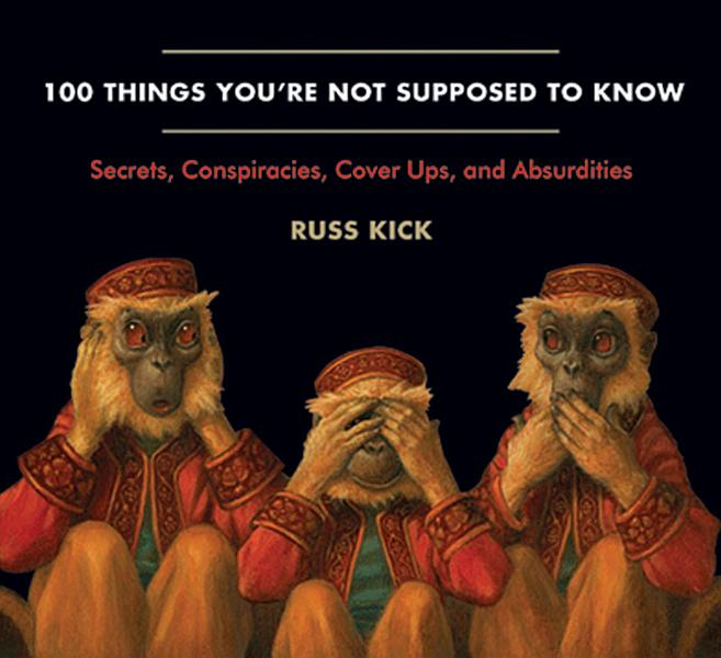 Download 100 Things You re Not Supposed to Know Book