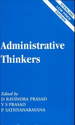Administrative Thinkers PDF