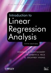 Introduction to Linear Regression Analysis: Edition 5