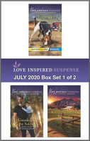 Harlequin Love Inspired Suspense July 2020   Box Set 1 of 2 PDF