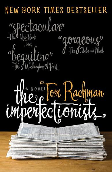 Download The Imperfectionists Book