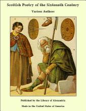 Scottish Poetry of the Sixteenth Century