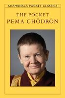 The Pocket Pema Chodron PDF
