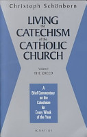 Living the Catechism of the Catholic Church  The Creed PDF