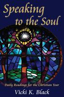 Speaking to the Soul PDF