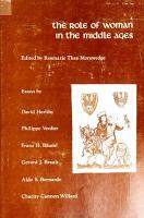 The Role of Woman in Middle Ages PDF