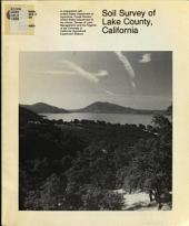Soil Survey of Lake County, California