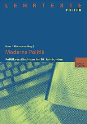 Moderne Politik PDF