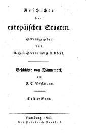 Geschichte van Dännemark: Band 3