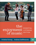 Enjoyment of Music PDF