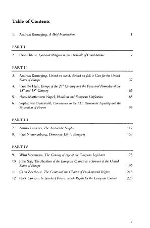 Rethinking Europe s Constitution PDF