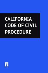 California Code of Civil Procedure