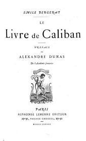 Le livre de Caliban