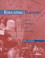Educating Teachers of Science  Mathematics  and Technology PDF