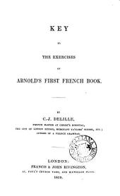 Key to the exercises of Arnold's First French book