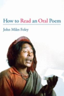 How to Read an Oral Poem PDF