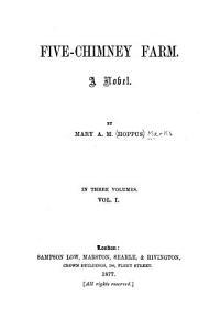 Five chimney Farm Book