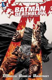 Batman/Deathblow: After the Fire