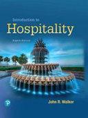 Introduction to Hospitality PDF