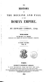 The History of the Decline and Fall of the Roman Empire, 2