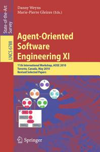 Agent Oriented Software Engineering XI PDF