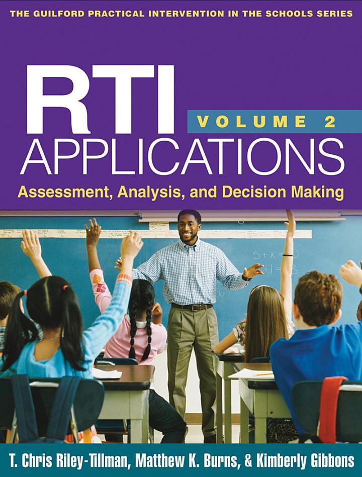 RTI Applications, Volume 2