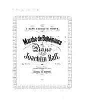 Marche de bohémiens: pour piano ; op. 75