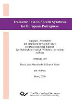 Trainable Text-to-Speech Synthesis for European Portuguese