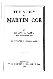 The Story of Martin Coe