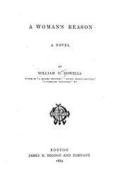A Woman's Reason: A Novel