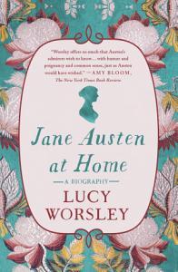Jane Austen at Home Book
