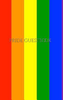 Rainbow Pride Guest Book