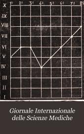 Giornale internazionale delle scienze mediche: Volume 23