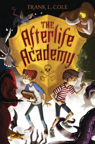 Download The Afterlife Academy Book