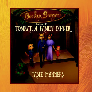 TomKat  A Family Dinner  Table Manners