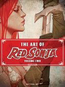 Art of Red Sonja PDF