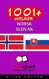 1001+ øvelser norsk - slovak