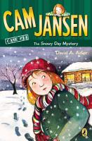 Cam Jansen  The Snowy Day Mystery  24 PDF