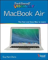 Teach Yourself VISUALLY MacBook Air: Edition 2