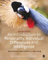 An Introduction to Personality, Individual Differences and Intelligence: Edition 2